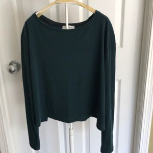 2 for $25 Community Long-Sleeved Crop Top